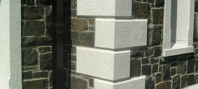Natural stone paving building stone cladding for Decorative quoins
