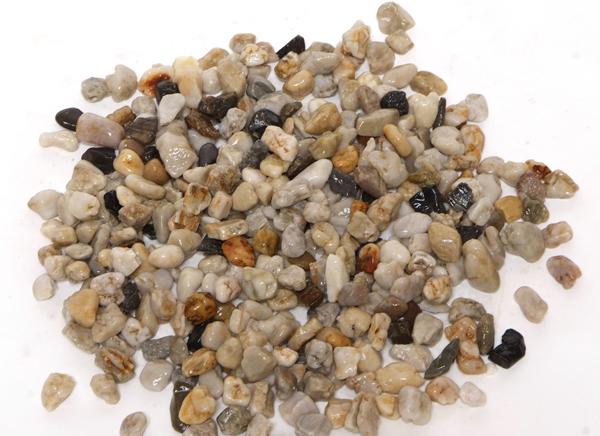 Decorative gravel aura stone for Landscaping rocks quartz